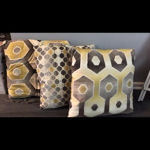 Other - Large Hexagon Pillow